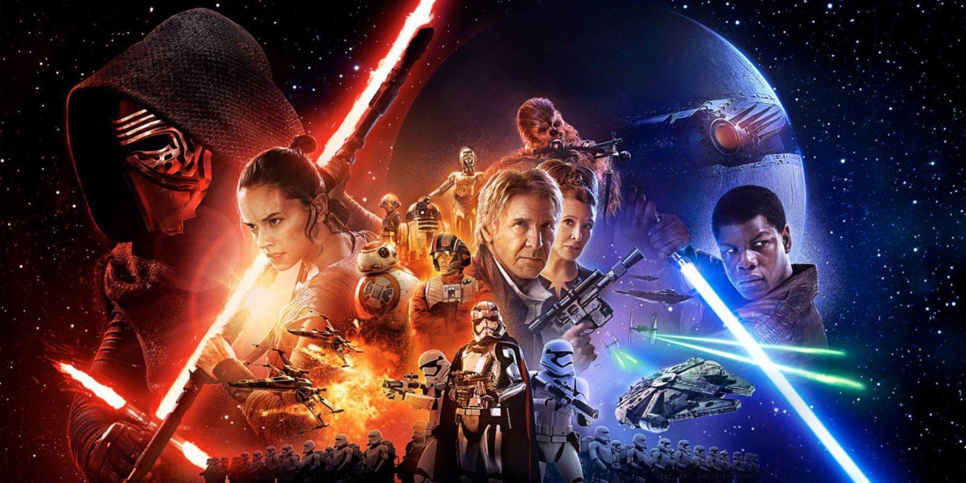 affiche star wars 7