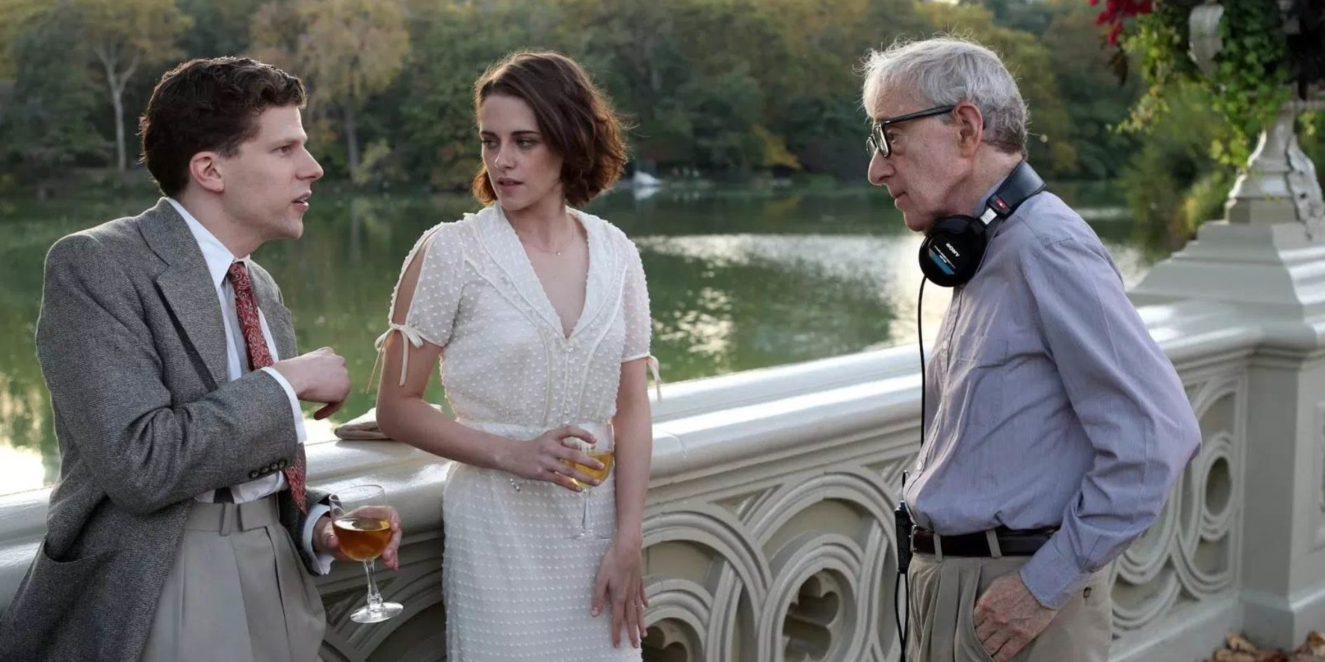 Cafe Society Woody Allen