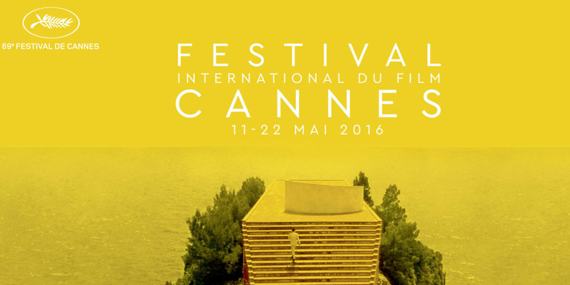 affiche festival Cannes 2016