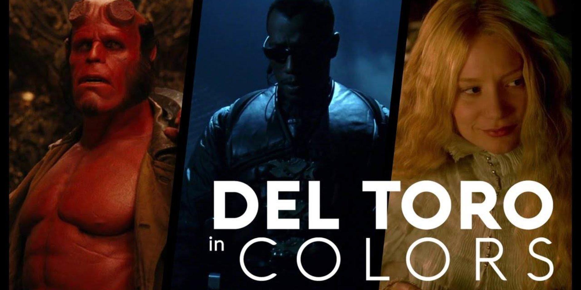 Del Toro in Colors - Quentin Dumas