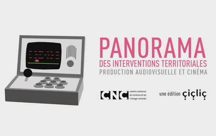 Un panorama des interventions territoriales des secteurs du cinéma et de l'audiovisuel