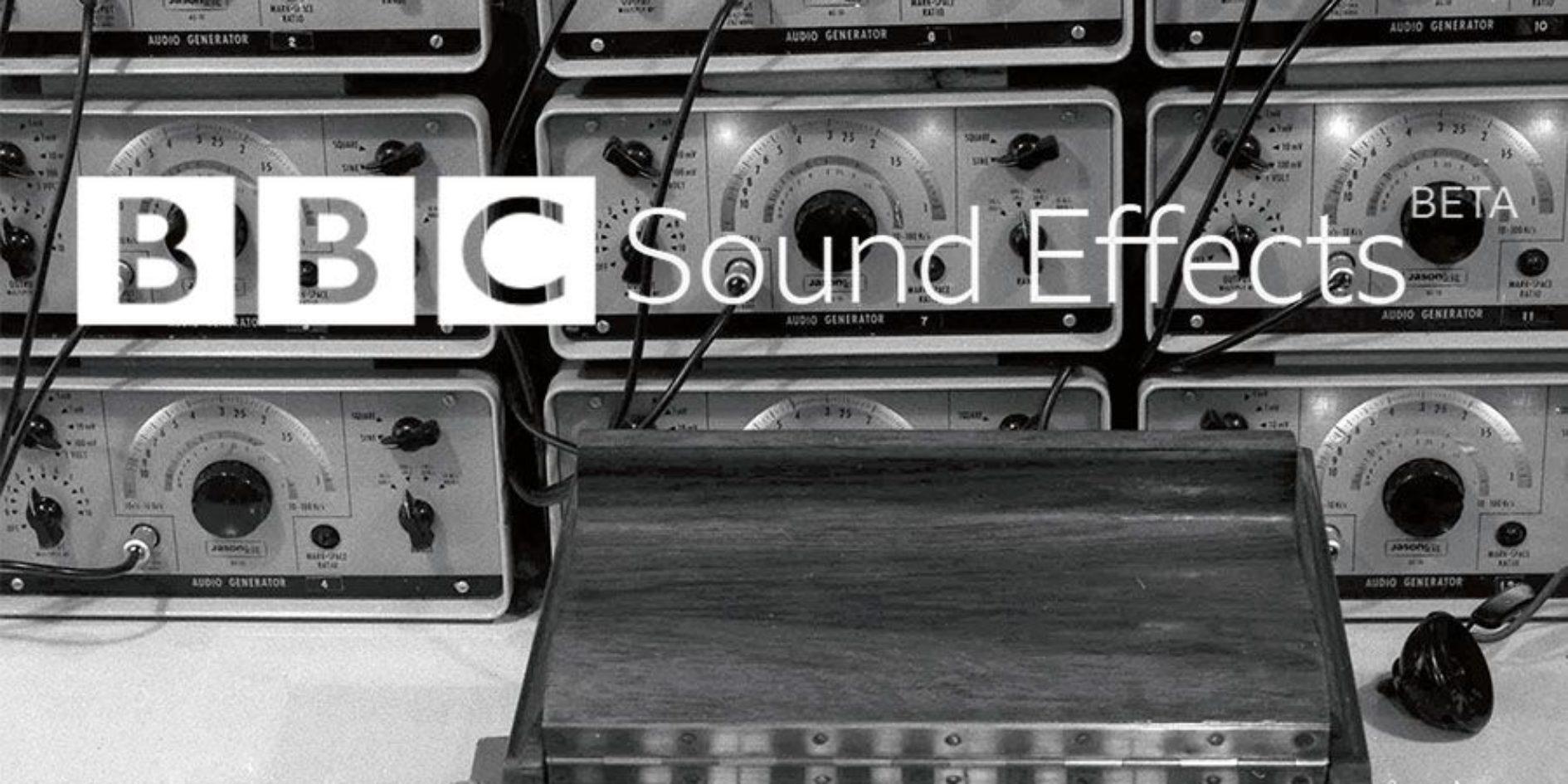 bruitages gratuits bbc