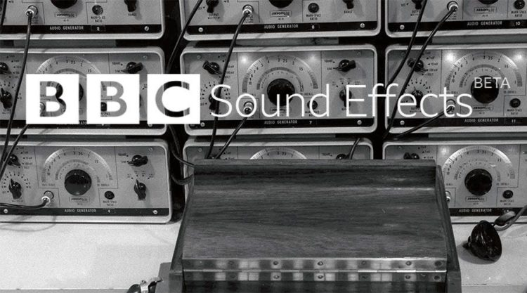 Des bruitages gratuits sur le site de la BBC