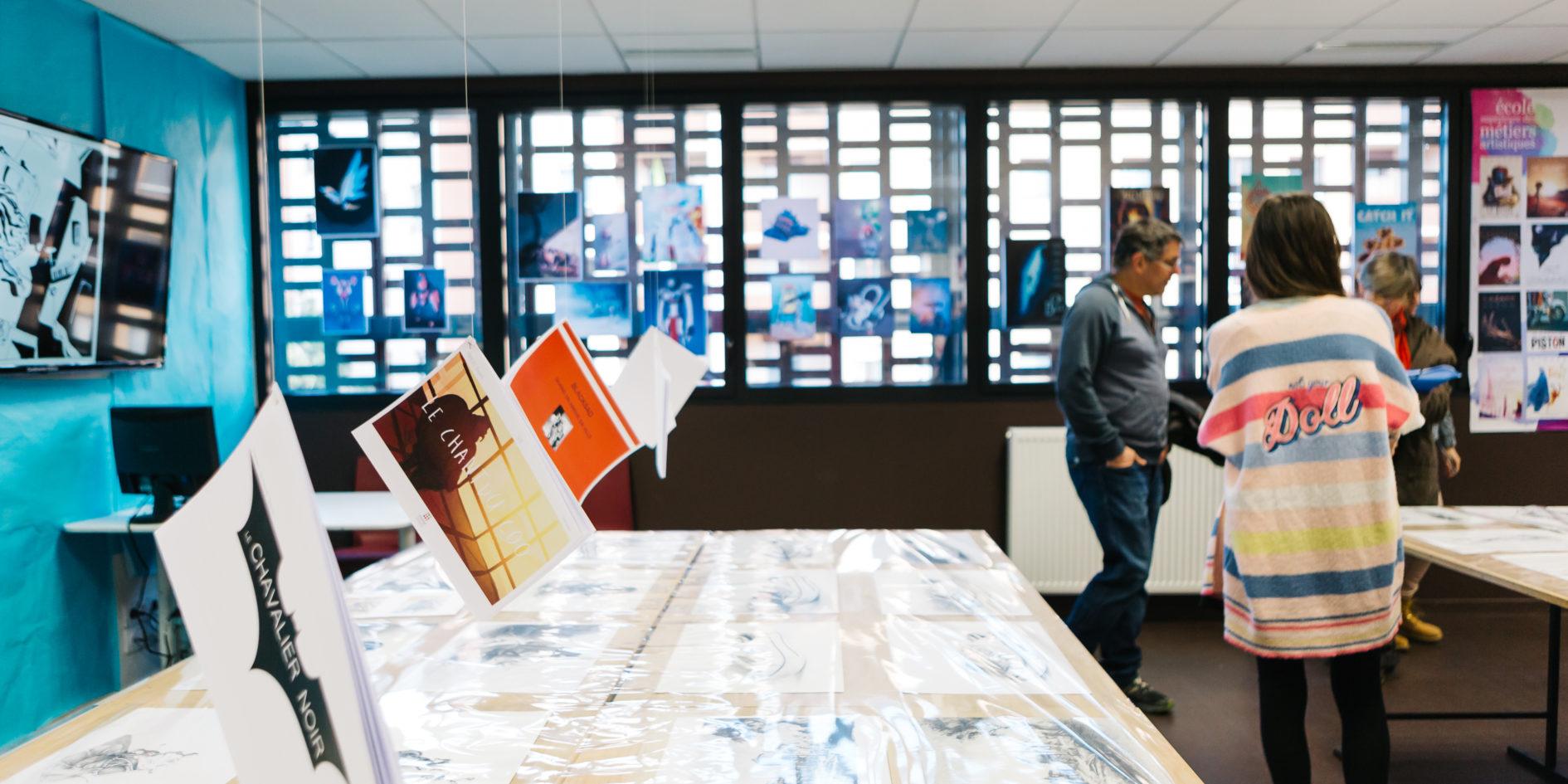 Cinécréatis, école de cinéma et d'audiovisuel à Lyon 2