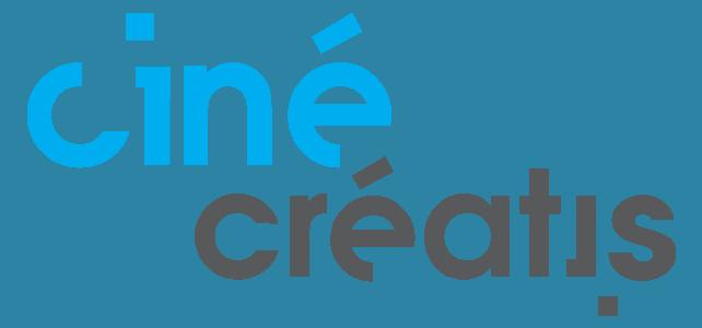 Ecole de cinéma & d'audiovisuel - CinéCréatis - Logotype