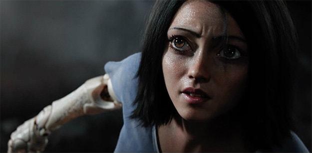 Une première bande-annonce pour Alita: Battle Angel