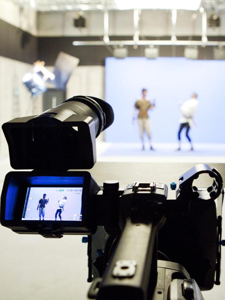 Contenu de la formation cinéma et audiovisuel