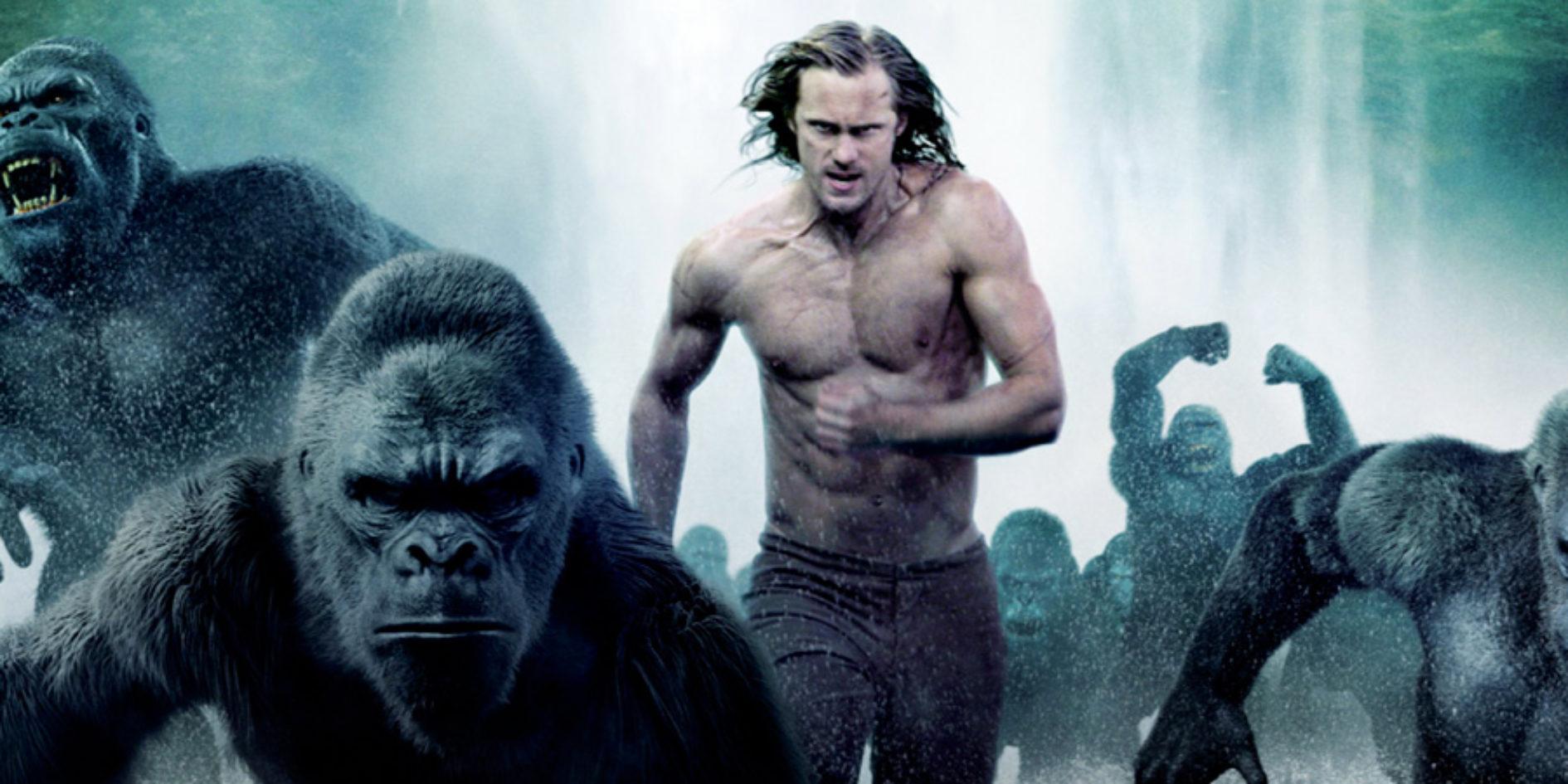 La bande-annonce du prochain Tarzan