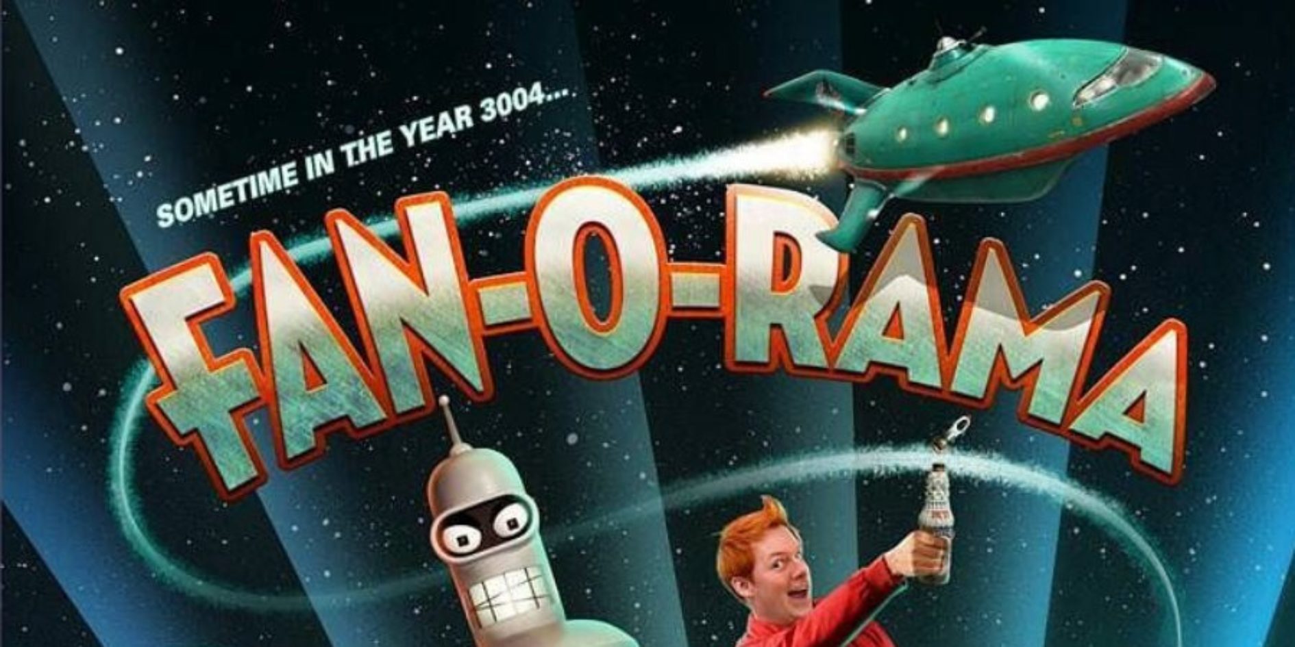 Fan-O-Rama fan film poster