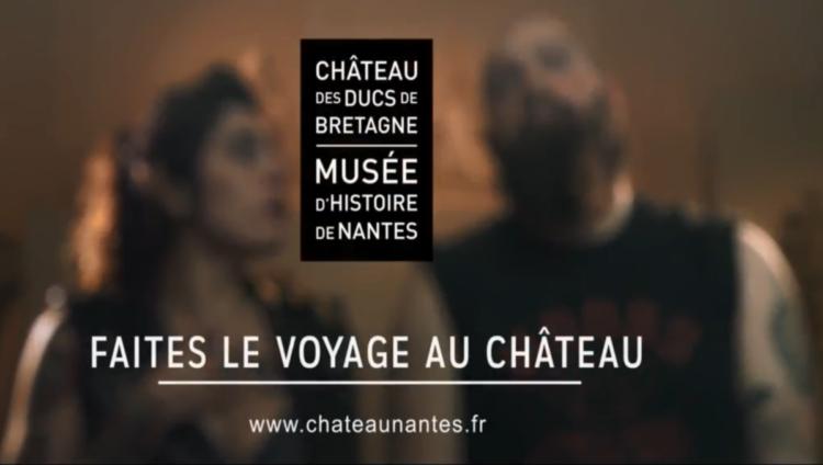 Château Des Ducs de Bretagne : Personnages