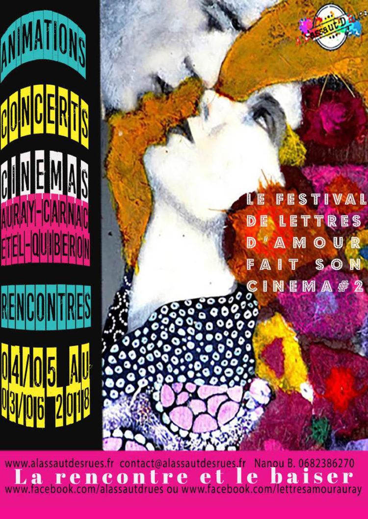 Coeur de chou en sélection au festival de Lettres d'Amour