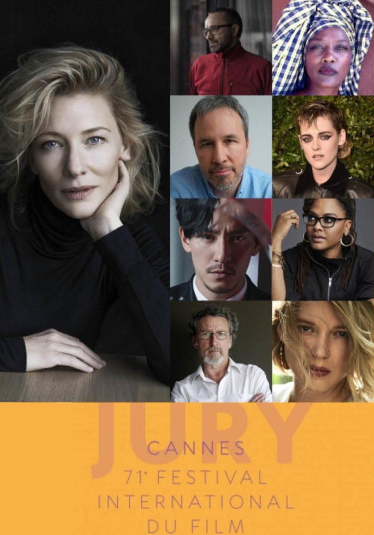 Retour sur la composition du jury du festival de Cannes 2018