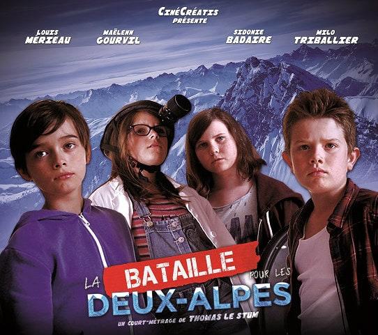 La Bataille pour les Deux-Alpes à la soirée Back to school again