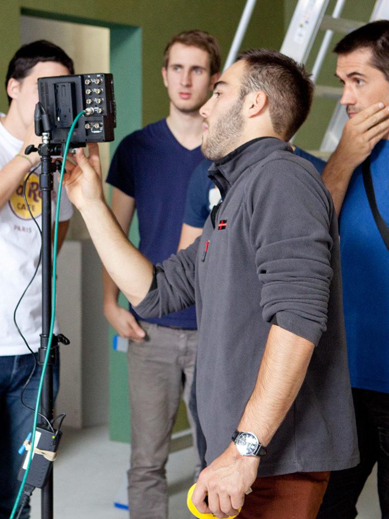 Devenir assistant réalisateur