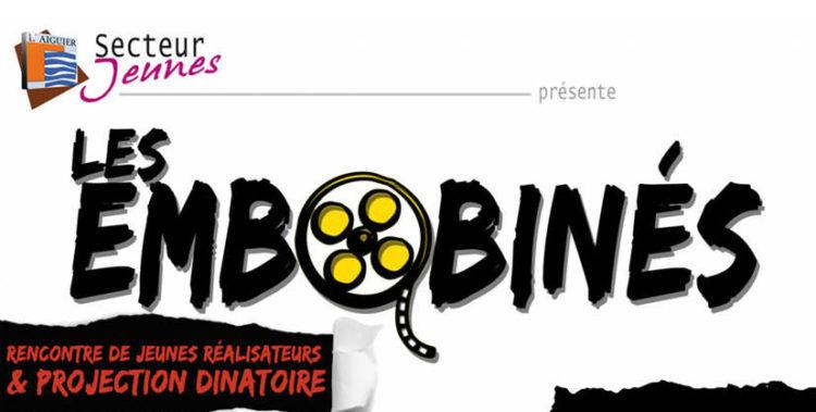 Quatre films CinéCréatis aux rencontres des Embobinés