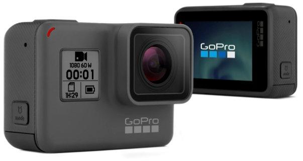 Sortie de la GoPro 7ème du nom