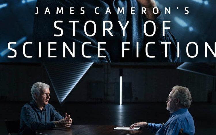 The Story of Science-Fiction, une série documentaire signée James Cameron
