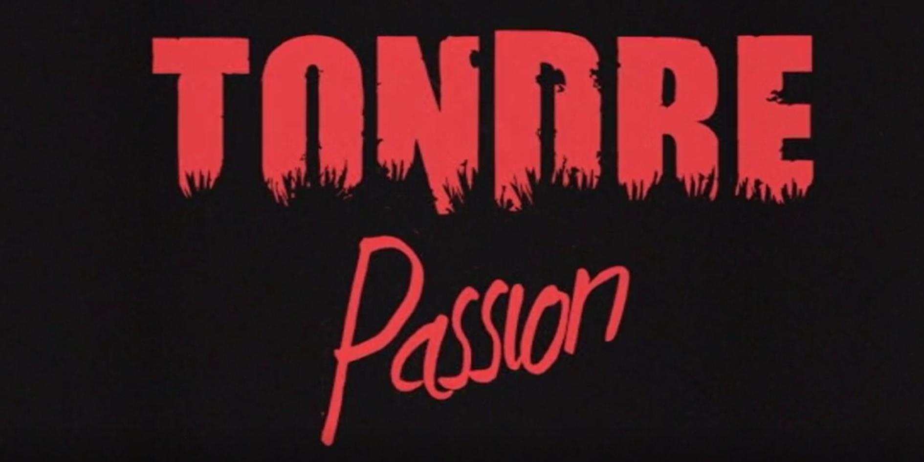 Affiche court-métrage Tondre Passion Cinécréatis
