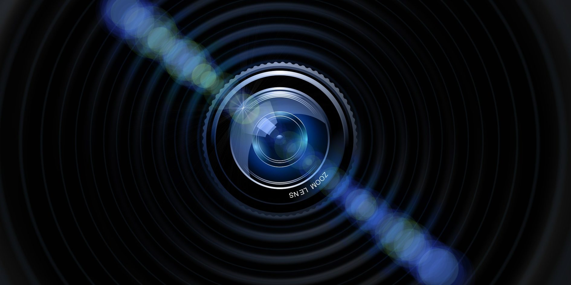 Lentille caméra