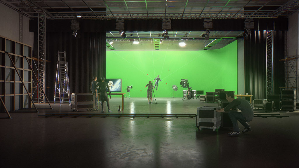 Studio de tournage Montpellier