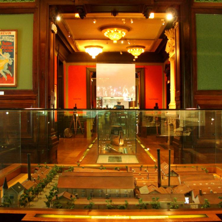 Visite du musée Lumière à Lyon