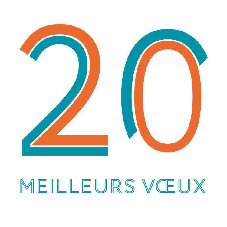 Nos meilleurs vœux pour 2020.