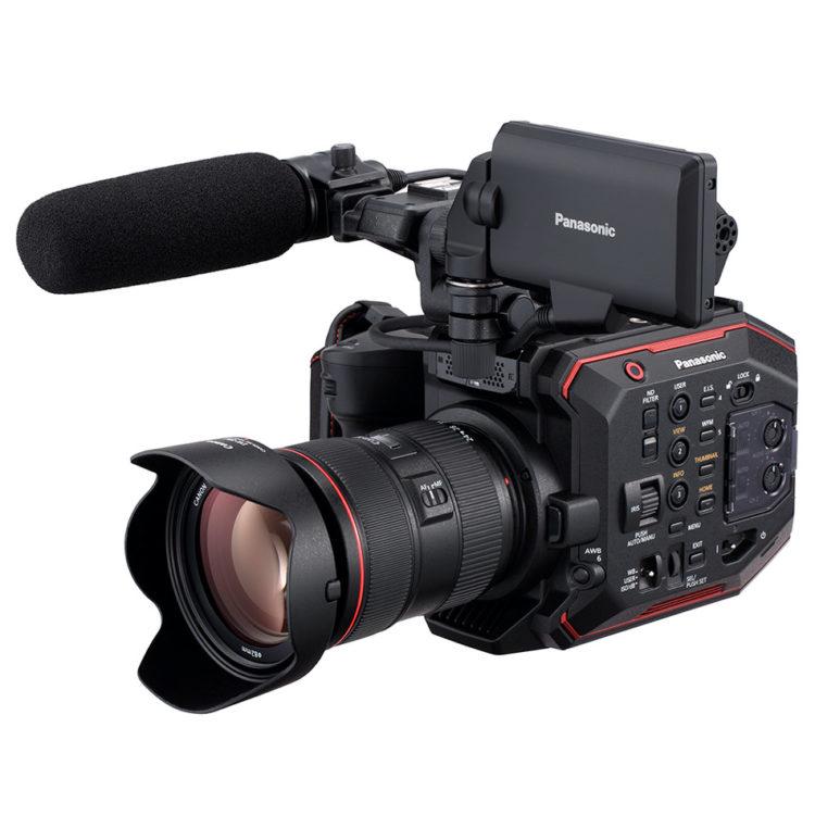 Caméra Panasonic EVA1