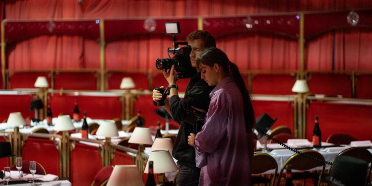 Quelques images des tournages des documentaires CC2 de Lyon.