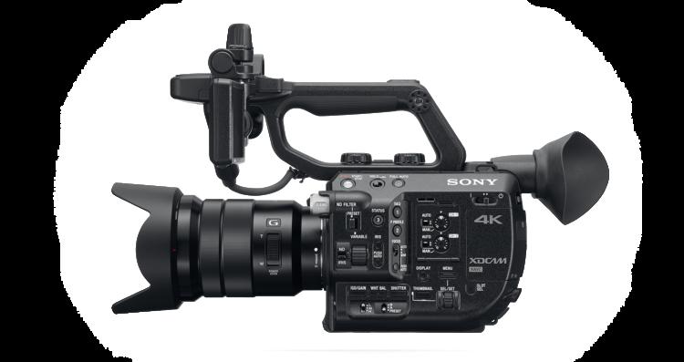 Caméra Sony PXW-FS5