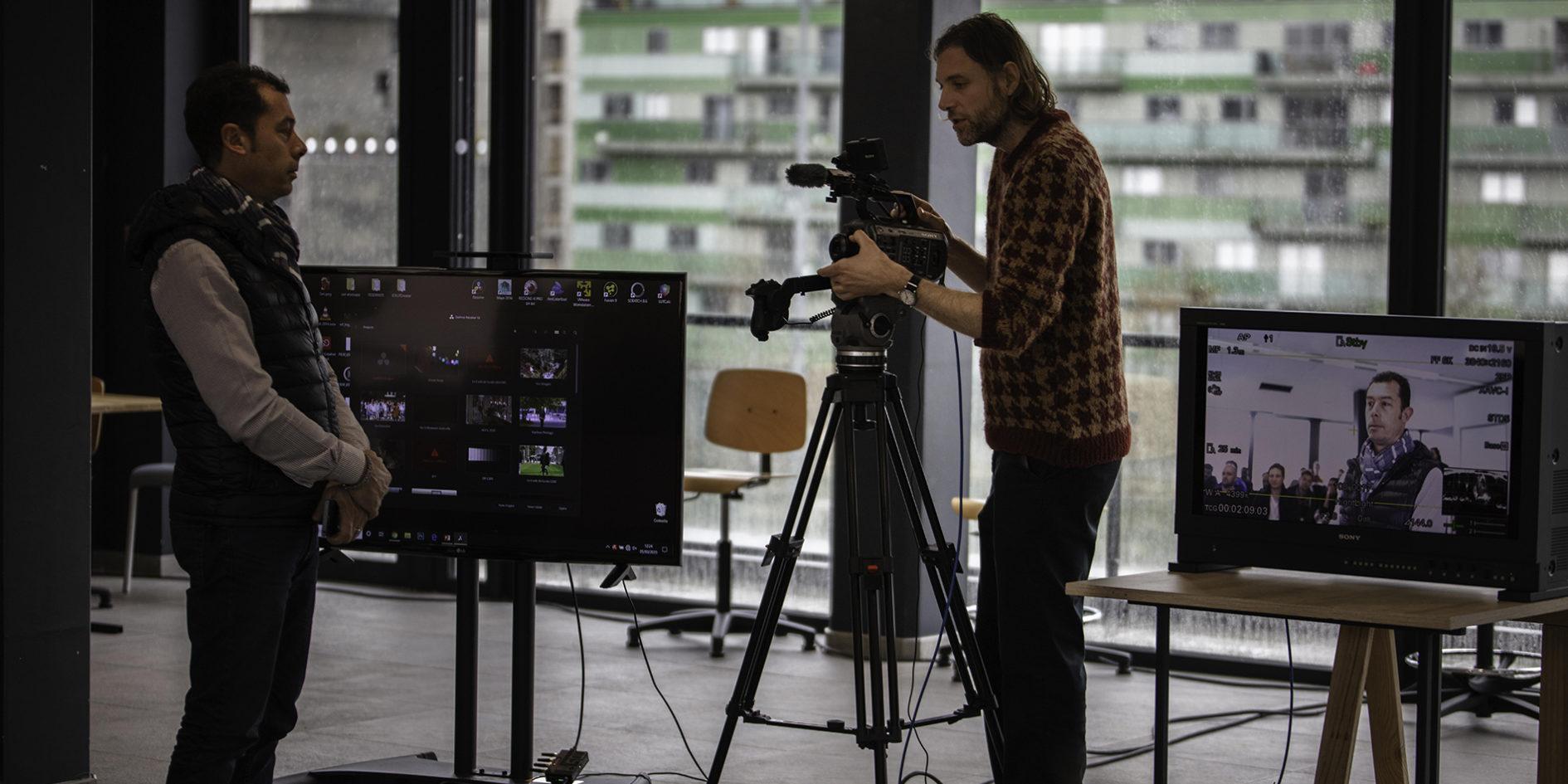 Sony France à CinéCréatis