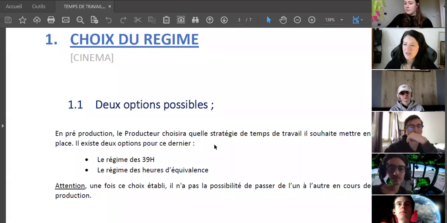 Ciné Cours De Production Lyon 17 04 2020 Cc1c