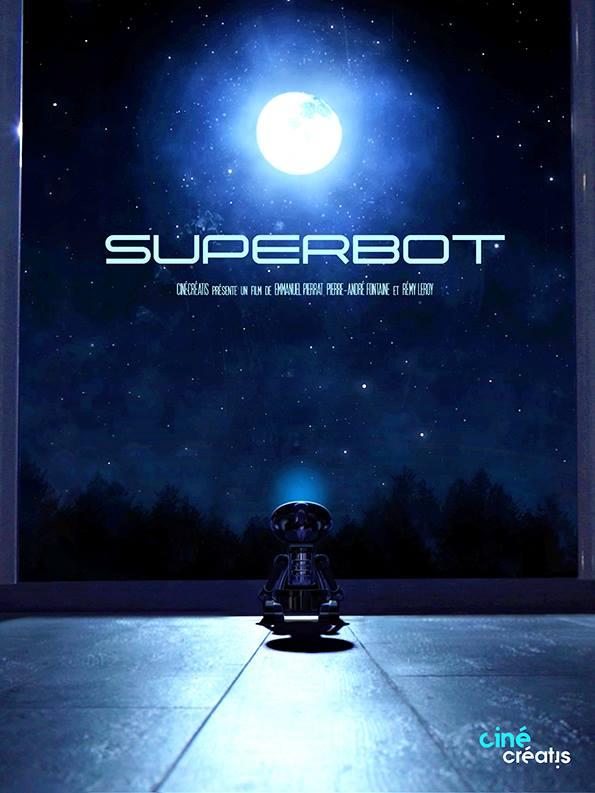 Affiche du court-métrage Superbot