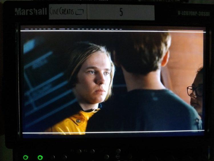Retour d'expérience de tournage de Elisa Ruty