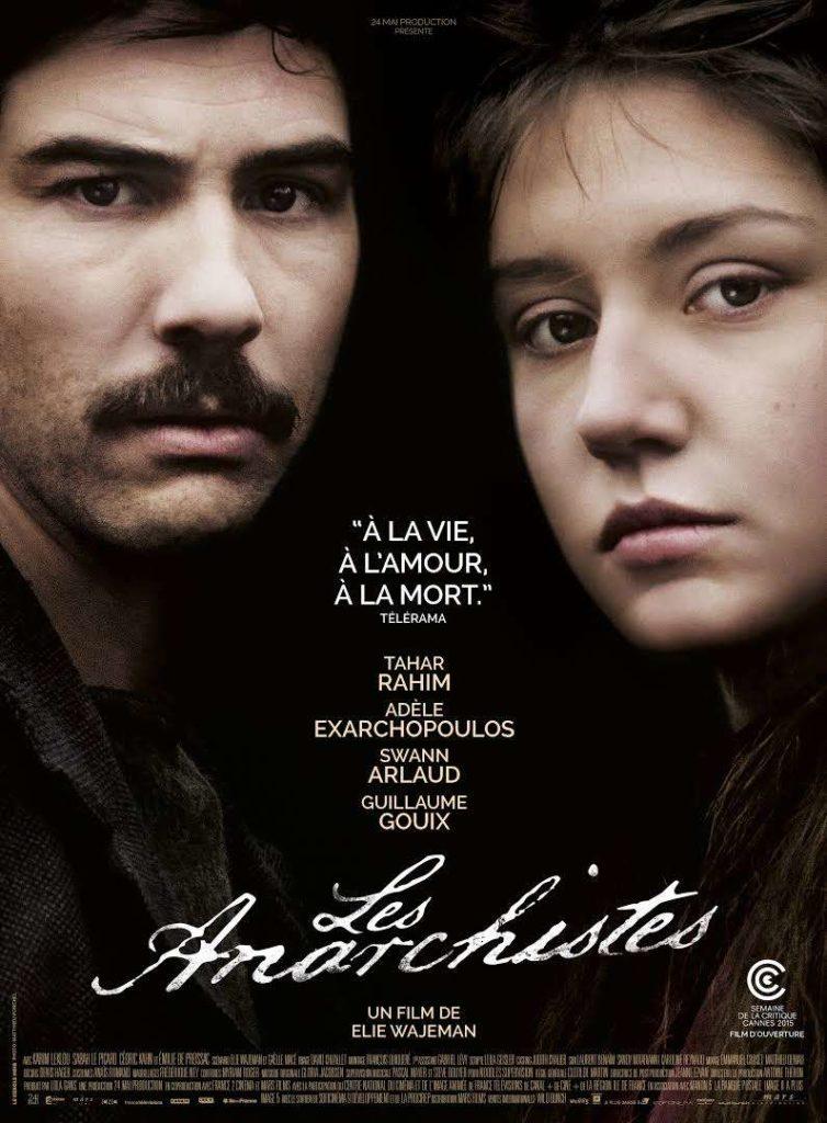 Affiche du film Les Anarchistes