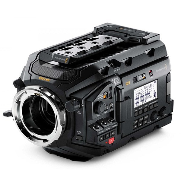 Camera BlackMagic URSA Mini Pro 4,6