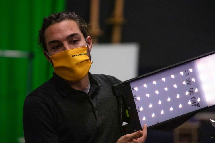 Workshop - Projecteurs DMG