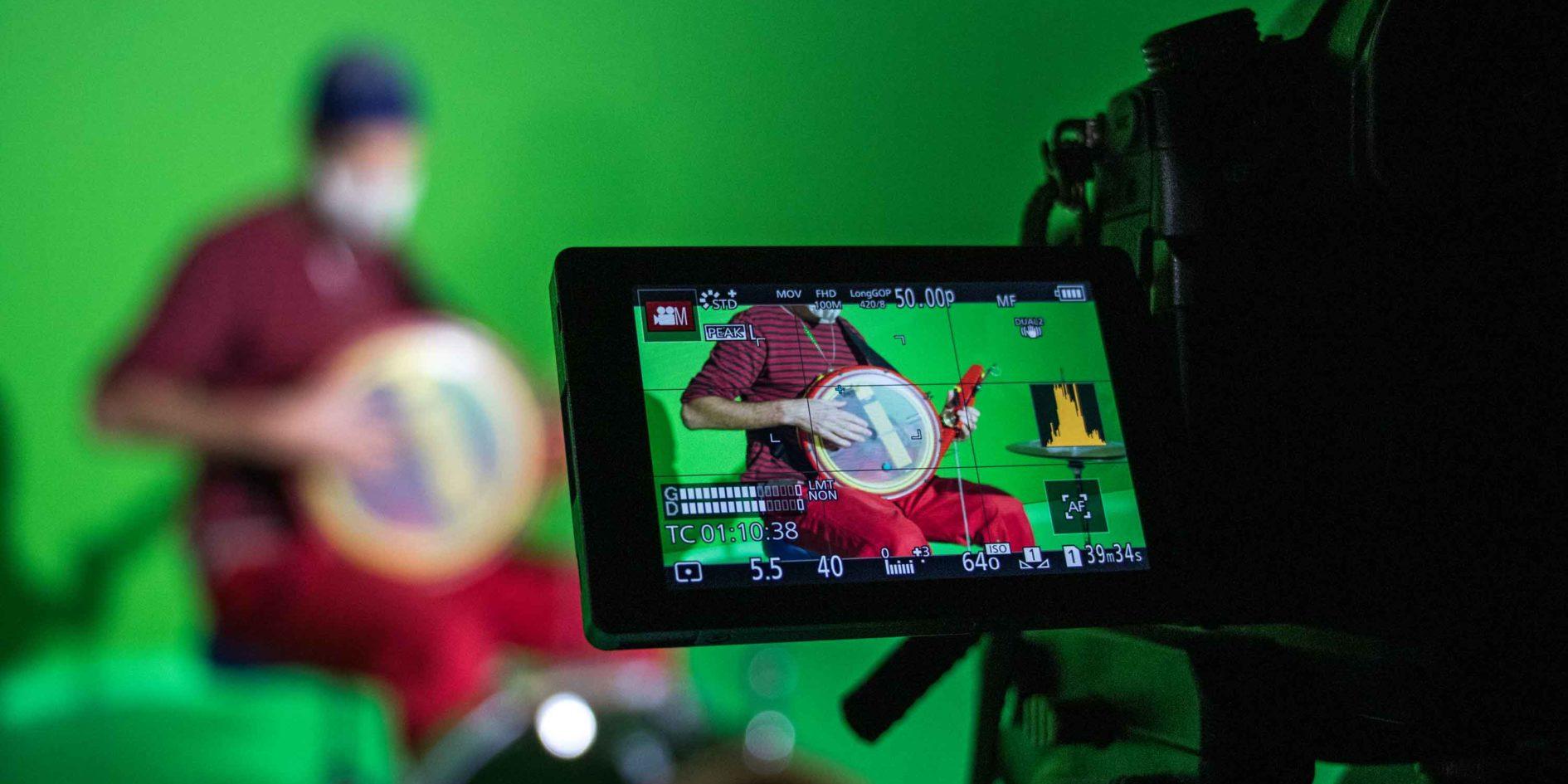 tournage publicité keytam avec cyril atef