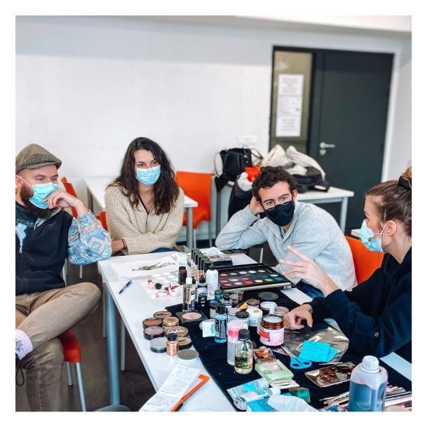 Conférence maquillage et effets spéciaux