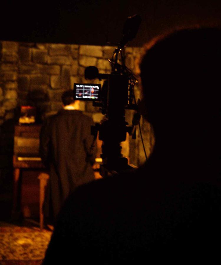 Des tournages