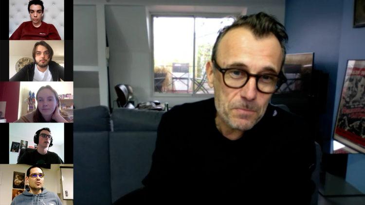 Visioconférence avec le réalisateur Fred Cavayé