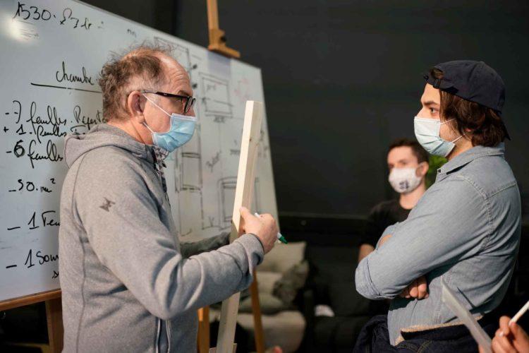 Masterclass avec le chef constructeur Paul-Mauris Blanc