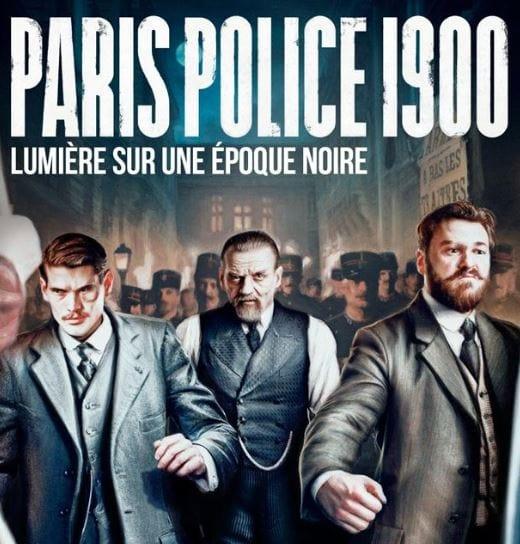 Notre ancienne étudiante Asia Raffenel a fait ses gammes sur Paris Police 1900